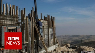 Israel passes controversial West Bank settlement law - BBC News