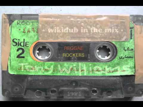 • REGGAE ROCKERS - Tony Williams 1981 - Radio London 206 - wikidub in the mix