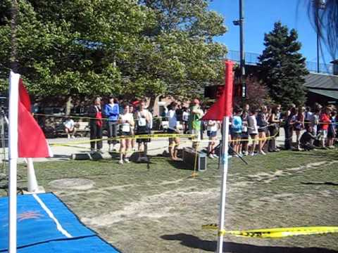 Pre Ofsaa 2010: Senior Boys Finish