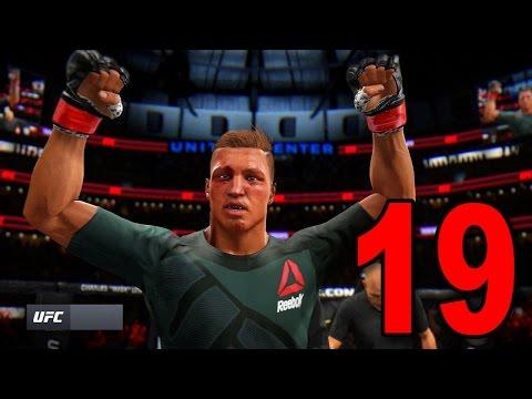 UFC 2 Career Mode - Part 19 - WORLD CHAMPION! (EA Sports UFC 2016 Gameplay)