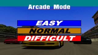 PS1 games in 4k: Gran Turismo(GT1) gameplay [4k 60 fps]