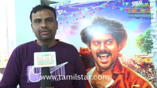 Natarajan Sankaran At Enkitta Mothathe Movie Team Interview