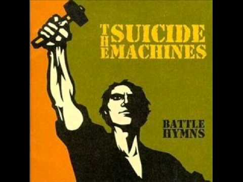 Suicide Machines - Pins and