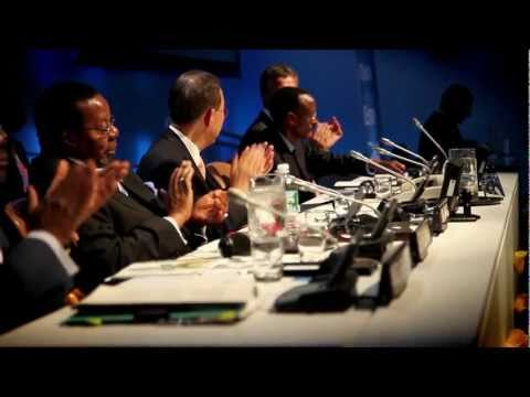 The World in a Day - Behind the Scenes with the UN Secretary-General