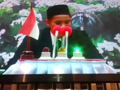 Duduy Sa'dullah (indonesia) qori Terbaik 2 Mtq Internasional Ii Di Jakarta 2013 video