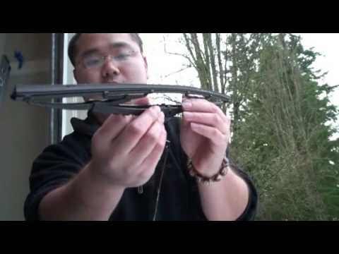 How to Change Wiper Blades - Fast and Easy
