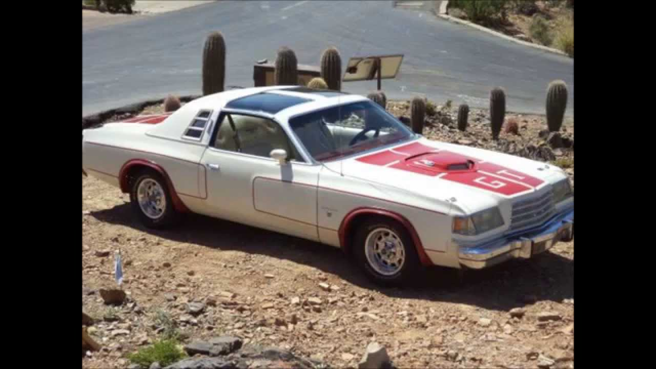 Dodge Colorado Springs >> 1978 Dodge Magnum XE/GT clone - YouTube
