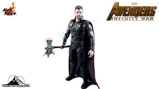 Optibotimus Reviews: Hot Toys Avengers Infinity War THOR