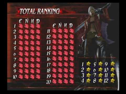 Devil May Cry 3 Mission 20 Dante Must Die! SS Rank
