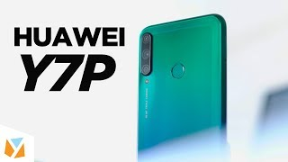 Huawei Y7p Unboxing and Hands-on