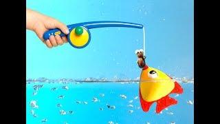 kupo di cau ca - fishing toy do choi cau ca em be