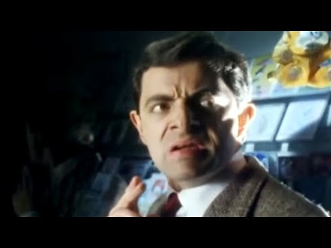 Mr Bean Goes To Town | Full Episode video