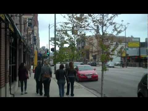 River West Neighborhood in Chicago - Trendy Shops & Homes