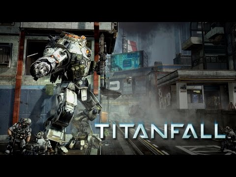 Titanfalll:The server can't hold us:)
