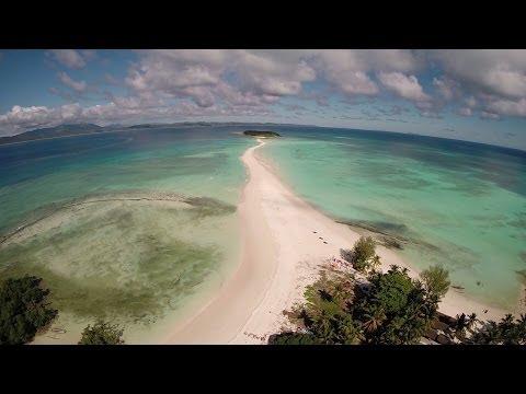 Nosy Be - Madagascar 2014 - The Island of Freedom...Andilana Beach, Nosy Iranja... (Dji Phantom 2)
