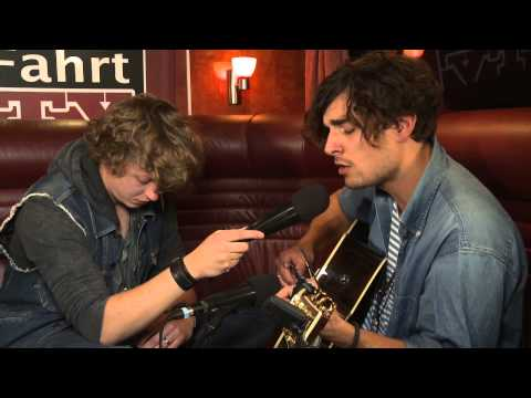 Kids of Adelaide - All Over Now (live and acoustic @ Nachtfahrt TV)
