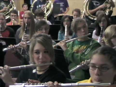 Canton South Band - The Sunstreak Party Video