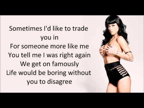 Katy Perry - Agree To Disagree