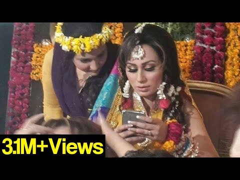 Dunya News - Police raid mehndi ceremony of actress Deedar