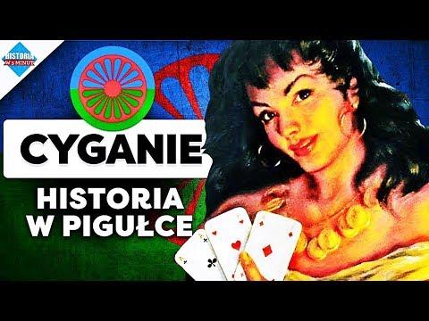 Cyganie: Historia Cyganów w 10 minut.