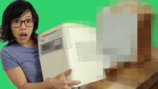 THRIFT STORE BREADMAKER Bread - Will a 30-YEAR OLD bread machine bake delicious CHEAP bread?