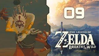 """#09 - """"UM DOS MELHORES PERSONAGENS DO JOGO!"""" - The Legend of Zelda: Breath of The Wild!"""