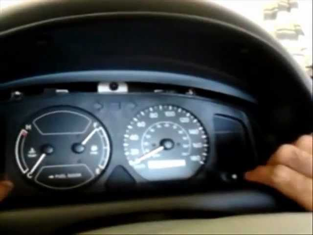 How to Change Dashboard Lights Toyota Corolla - YouTube