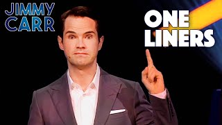 Jimmy's Best One Liners | Jimmy Carr