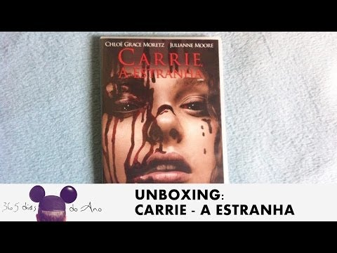 Unboxing: Carrie - A Estranha