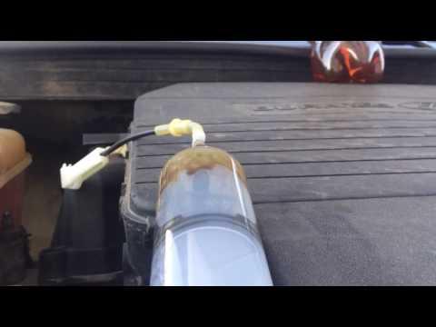 Частичная замена моторного масла или куда деть не поместившиеся 1,5л масла