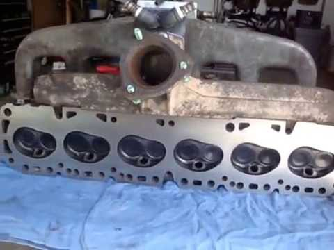 Ford 300 engine buildup