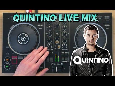 Quintino Live Mix 2017   Pioneer DDJ-RB
