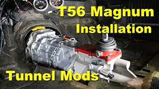 1971 Chevelle SS - T56 Magnum Install - Part 2