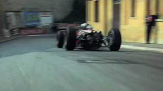 In Car Camera  Grand Prix 1966 Monaco
