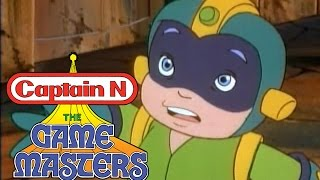 Captain N: Game Master 103 - The Most Dangerous Game Master