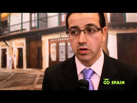 FITUR International Tourism Trade Fair 2012: Representative From Chinchon