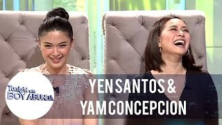 TWBA: Yam and Yen share their funny interactions with fans