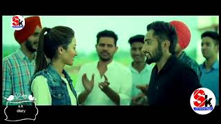Tu Cheez Lajawab || Latest song || Punjabi+Haryanvi || dedicated to swagy girls || s.k diary ||