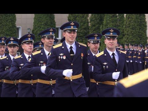 Выпуск в Рязанском училище ВДВ 2017.РВ ТВ