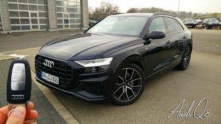 2019 Audi Q8 50TDI S-Line