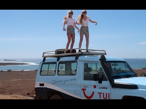 Guided tour in Cape Verde!