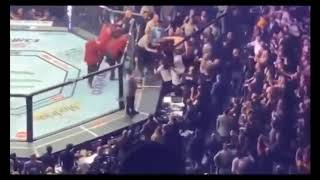 Conor vs khabib Team incident after ufc 229!My reaction