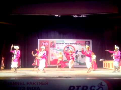 Haryanvi Folk Dance By - Mudra Dance School....bhiwani , Haryana. video