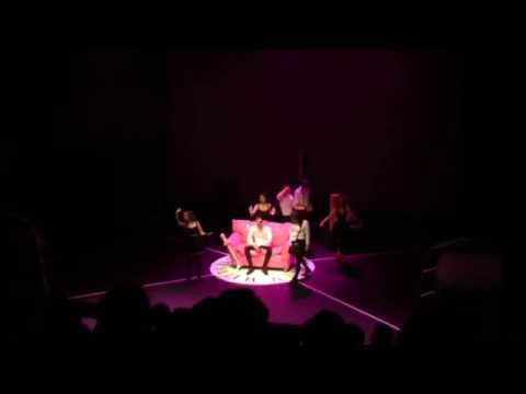 Leeds University Union Theatre Group presents 'A Clockwork Orange'