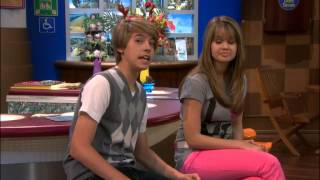 Zack ve Cody Güvertede - Tabut