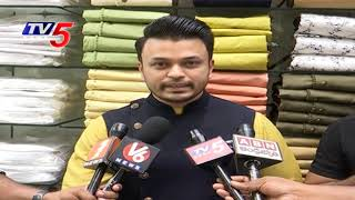MP Asaduddin Owaisi Launches Jahapana Show Room | Hyderabad