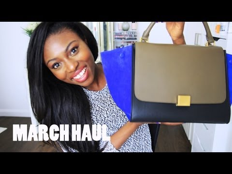 AMAZING SPRING HAUL!!! CELINE, JIMMY CHOO, ZARA, HONG KONG & MORE