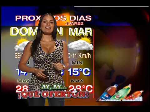 Merly 9 De Octubre Las Noticias Televisa Juarez