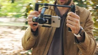 Feiyu Tech SPG Plus iPhone 2 handed Gimbal Review