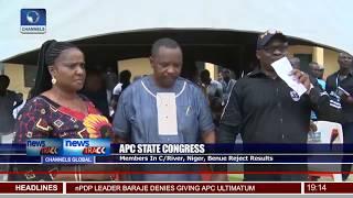 Controversy Trails Outcome Of APC State Congress In Some States